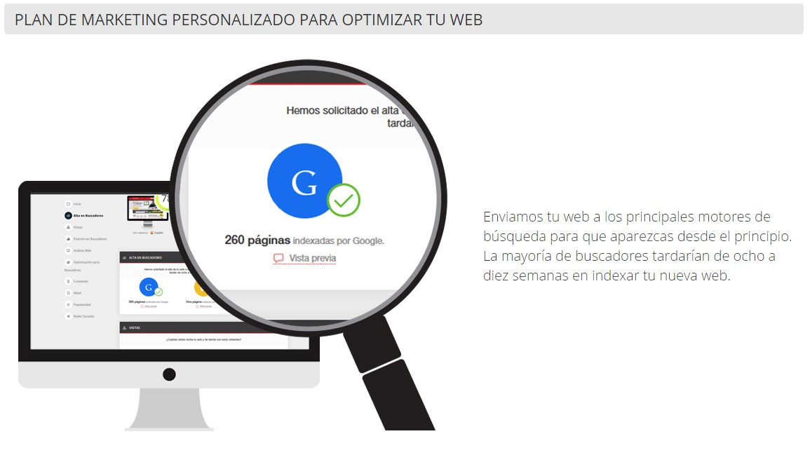 PLAN DE MARKETING PERSONALIZADO PARA OPTIMIZAR TU WEB